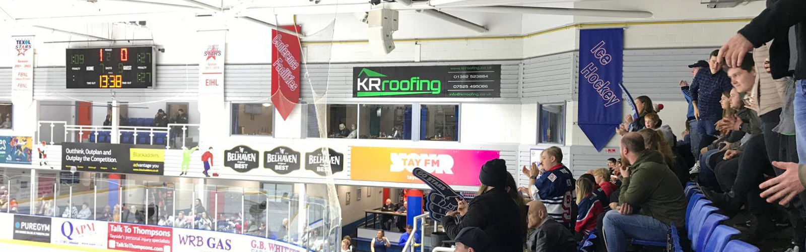 KR Roofing - Community