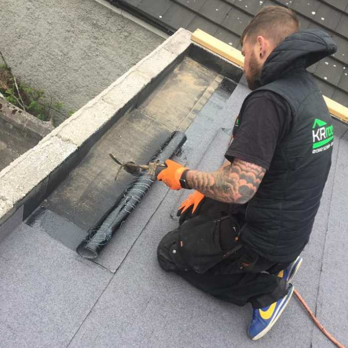 KR Roofing - Flat Roofing